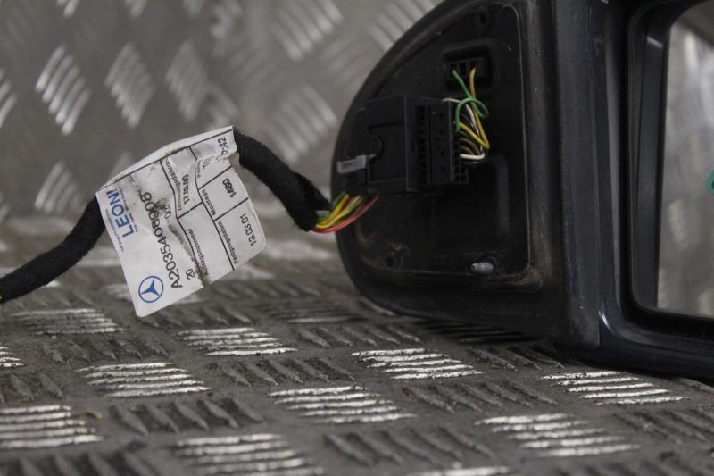 Image Retroviseur electrique droit - MERCEDES CLASSE C 203