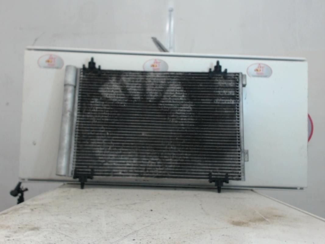 radiateur condenseur de clim peugeot 5008 monospace oa oe hdi diesel. Black Bedroom Furniture Sets. Home Design Ideas