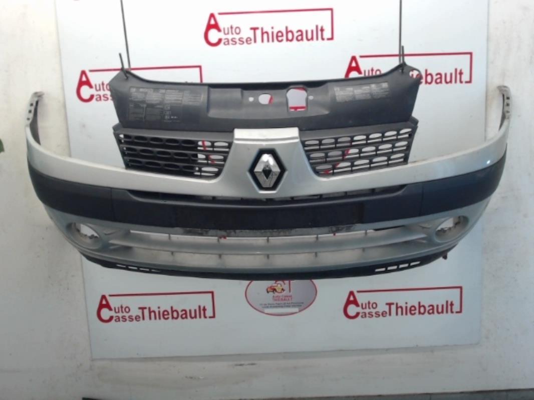 Pare Choc Avant Renault Clio Ii Phase 2