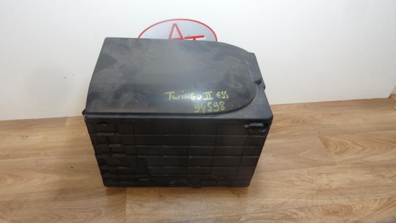 Coffre à batterie RENAULT TWINGO II PHASE 1 Essence