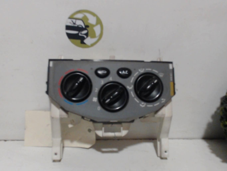 Commande chauffage RENAULT TRAFIC II COMBI PHASE 2 Diesel