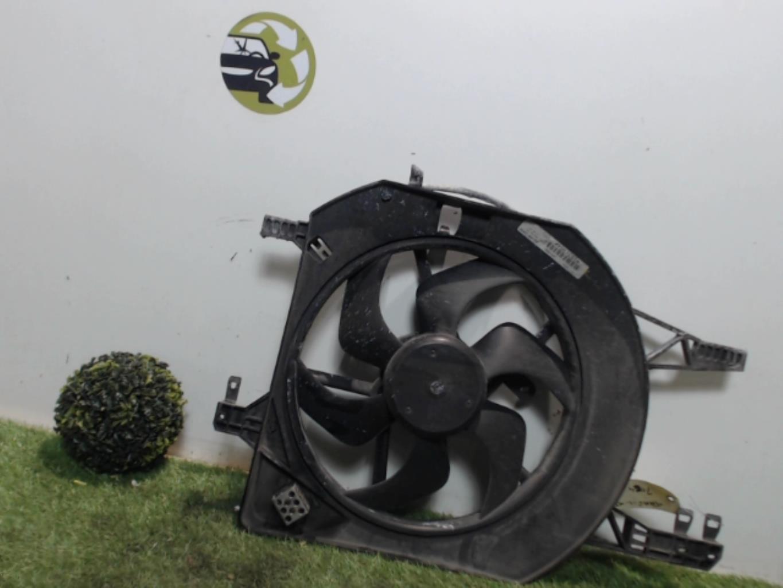 Moto ventilateur radiateur RENAULT TRAFIC II COMBI PHASE 2 Diesel