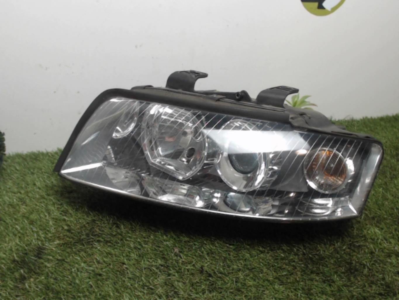 Optique avant principal gauche (feux)(phare) AUDI A4 (B6) Diesel
