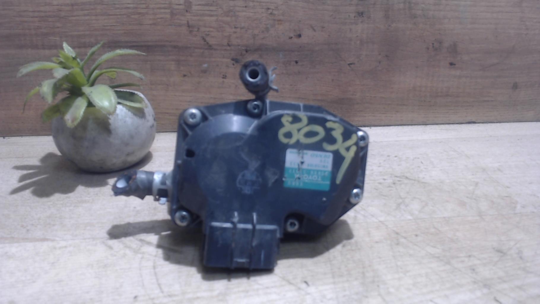 Vanne EGR TOYOTA IQ Diesel