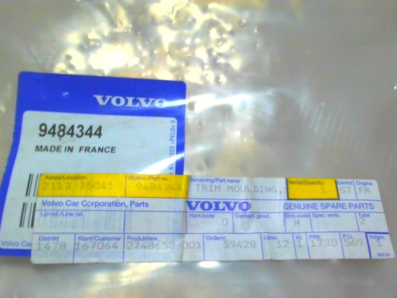 s70 019 Baguette porte arrière droit Volvo v70//1 v70 I