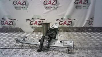 Mecanisme de leve vitre electrique arriere droit RENAULT MEGANE 2 PHASE 1 Diesel