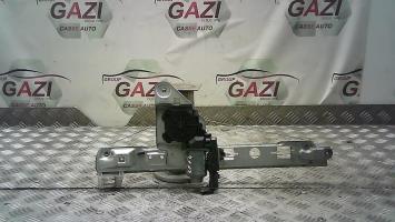 Mecanisme de leve vitre electrique arriere gauche RENAULT MEGANE 2 PHASE 1 Diesel