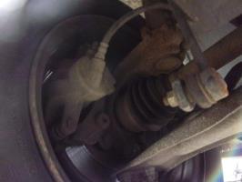 Etrier avant droit (freinage) CITROEN C3 1 PHASE 2 Diesel