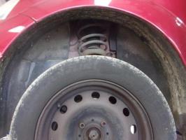 Pare boue avant gauche CITROEN C3 1 PHASE 2 Diesel