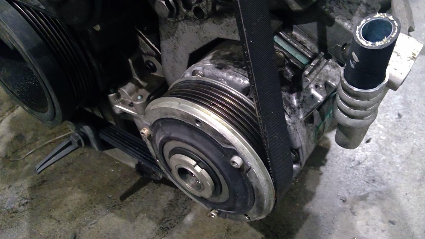 Compresseur clim VOLKSWAGEN POLO IV (9N1) PHASE 1 Diesel