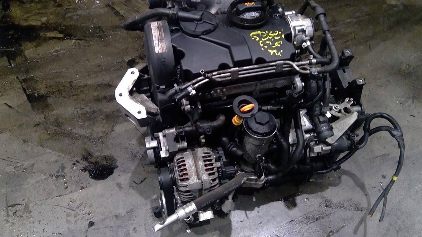 Moteur VOLKSWAGEN POLO IV (9N1) PHASE 1 Diesel