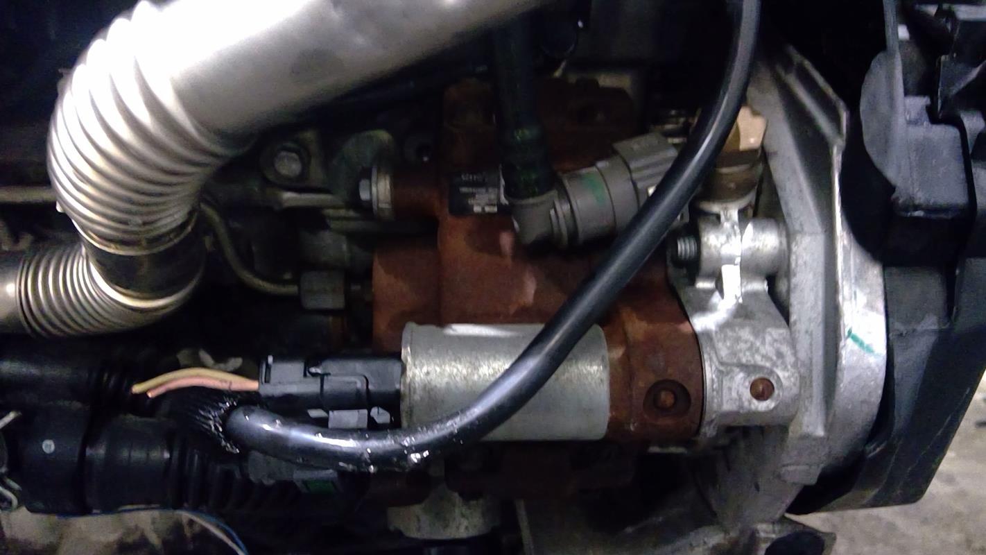 Pompe à injection CITROEN C2 PHASE 2 Diesel