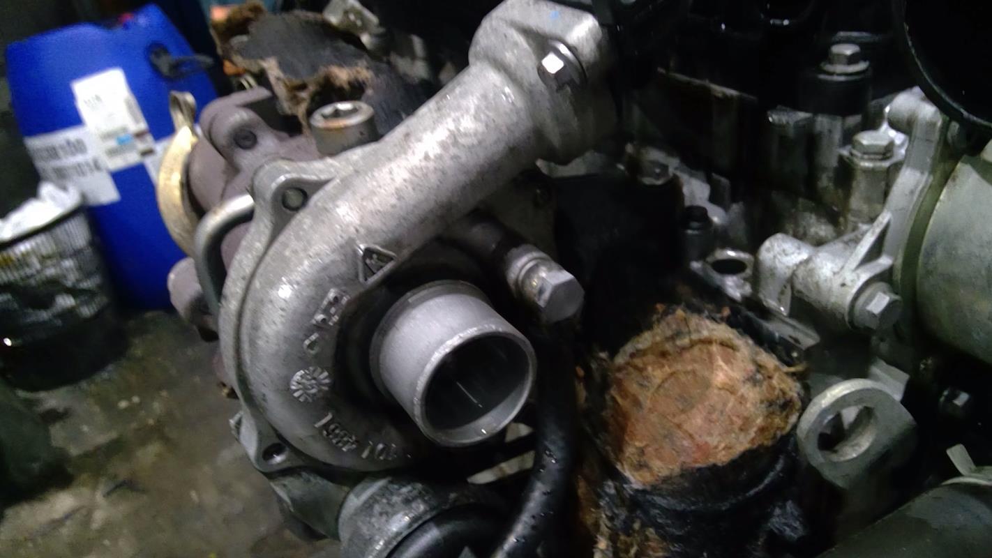 Turbo CITROEN C2 PHASE 2 Diesel