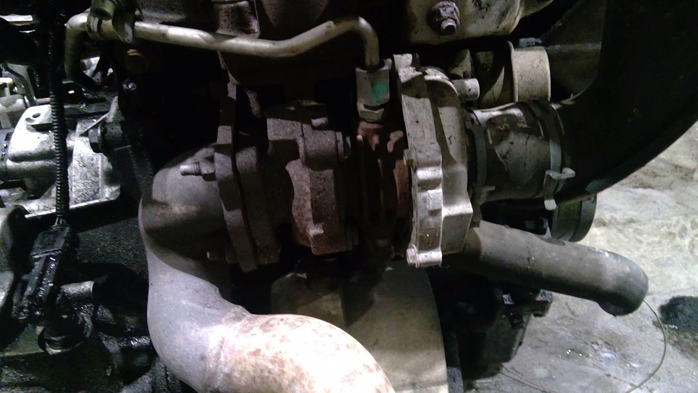 Turbo VOLKSWAGEN POLO IV (9N1) PHASE 1 Diesel