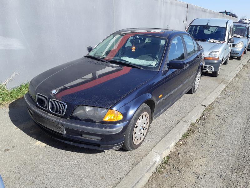 Turbo BMW SERIE 3 (E46) Diesel