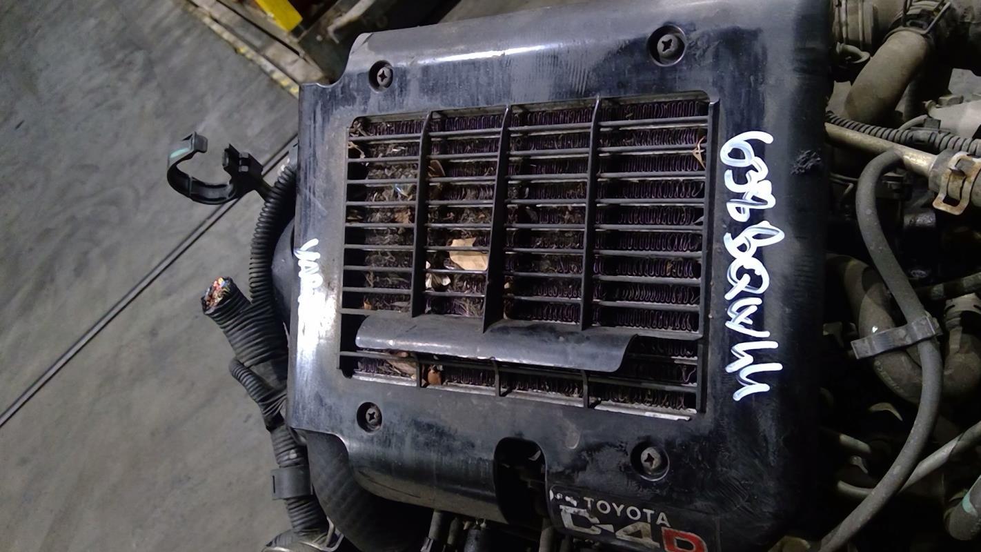 Radiateur huile TOYOTA YARIS I PHASE 2 Diesel
