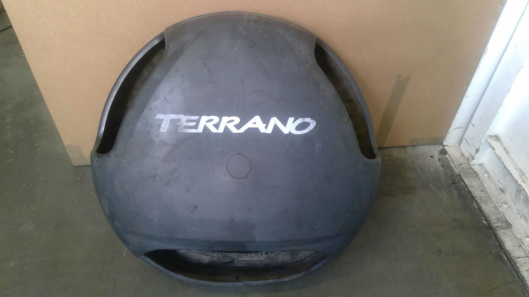 Panier roue de secours NISSAN TERRANO II PHASE 3 Diesel