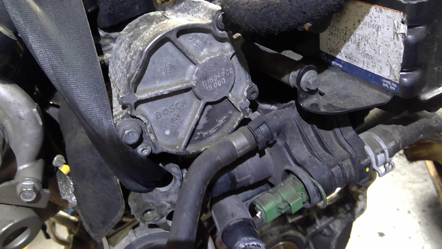Pompe à vide FORD C-MAX PHASE 1 Diesel