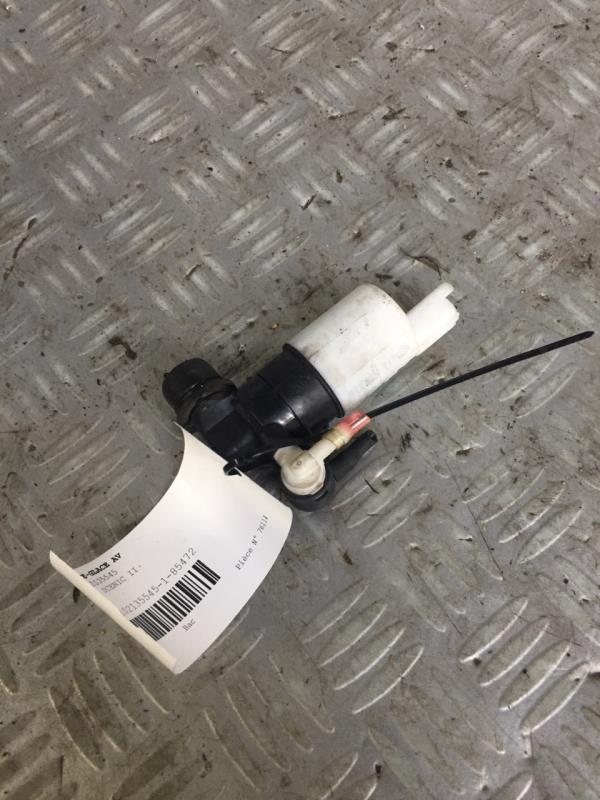 Pompe lave glace avant RENAULT SCENIC II Ph1 (Jui 03 à Sep 06) Diesel