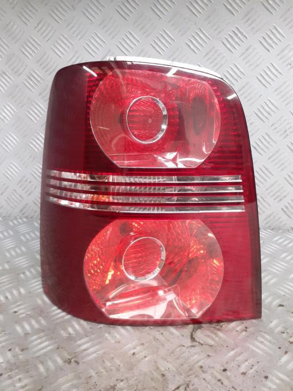 Feu arriere principal gauche (feux) VOLKSWAGEN TOURAN I Ph2 (Nov 06 à Sep 10)  TDI Diesel
