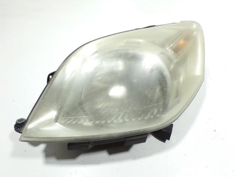 Optique avant principal gauche (feux)(phare) CITROEN NEMO Diesel