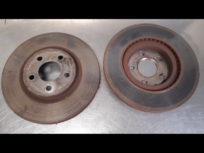Disque avant droit (freinage) CHRYSLER PT CRUISER Diesel