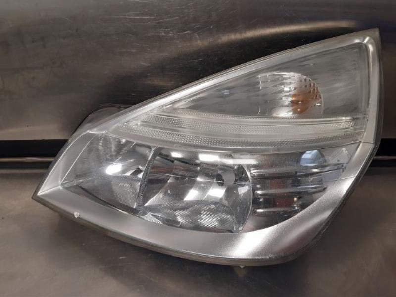Optique avant principal gauche (feux)(phare) RENAULT ESPACE IV Diesel