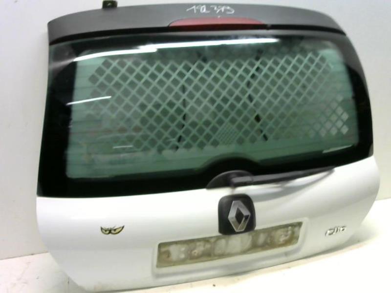 Malle/Hayon arriere RENAULT CLIO II Diesel