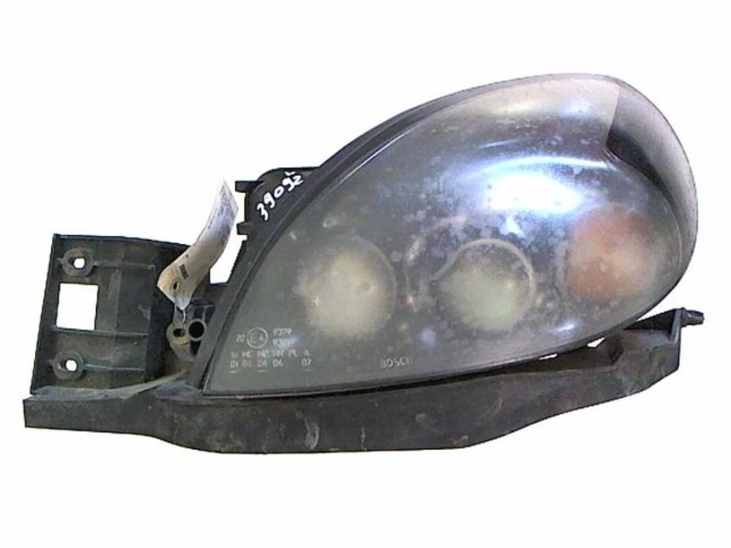 ford puma phare