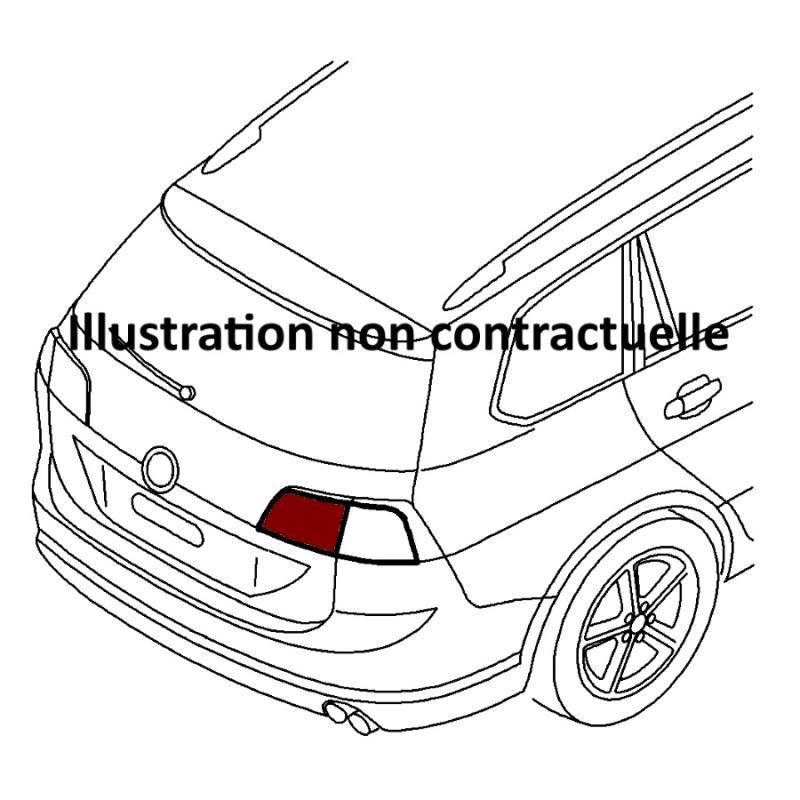 Chevrolet Tacuma Wiring Diagram