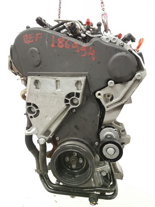 moteur skoda fabia diesel