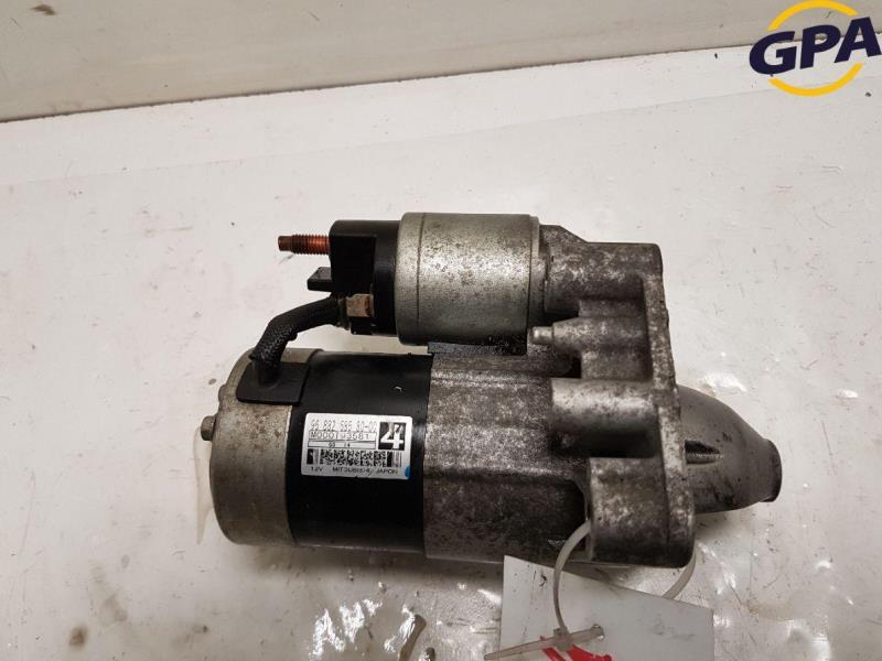 Demarreur PEUGEOT 206 + Diesel