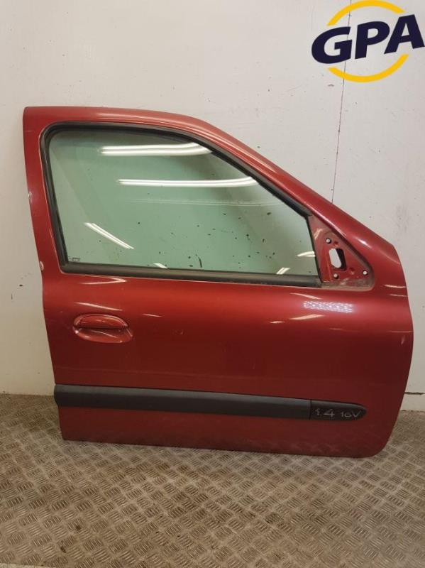 Porte avant droit RENAULT CLIO II PHASE 3 Essence