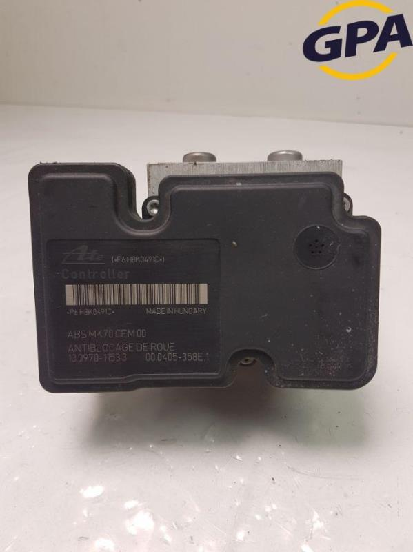 Bloc ABS (freins anti-blocage) CITROEN C3 I PHASE 2 Diesel