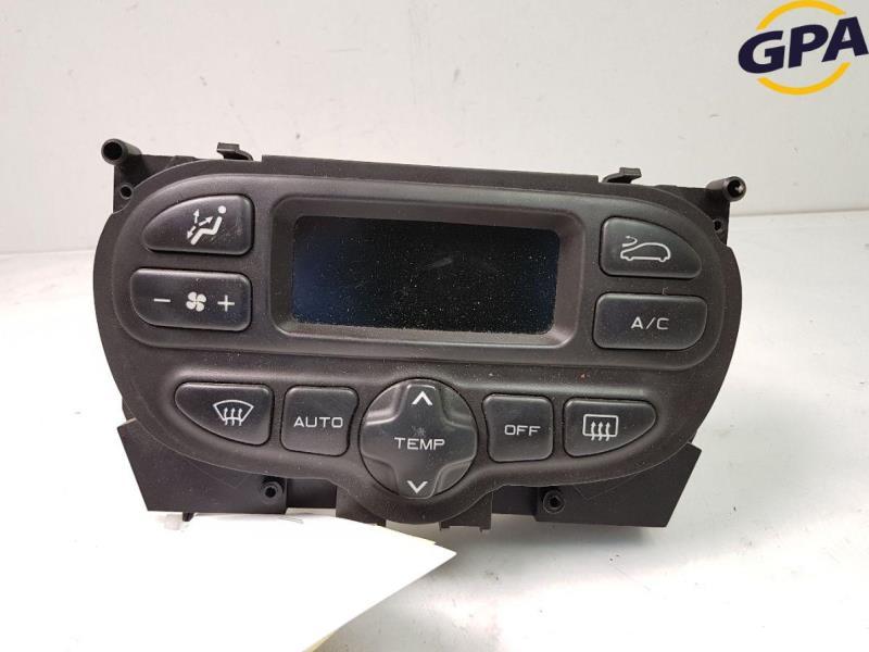 Commande chauffage PEUGEOT 307 PH.1 Diesel