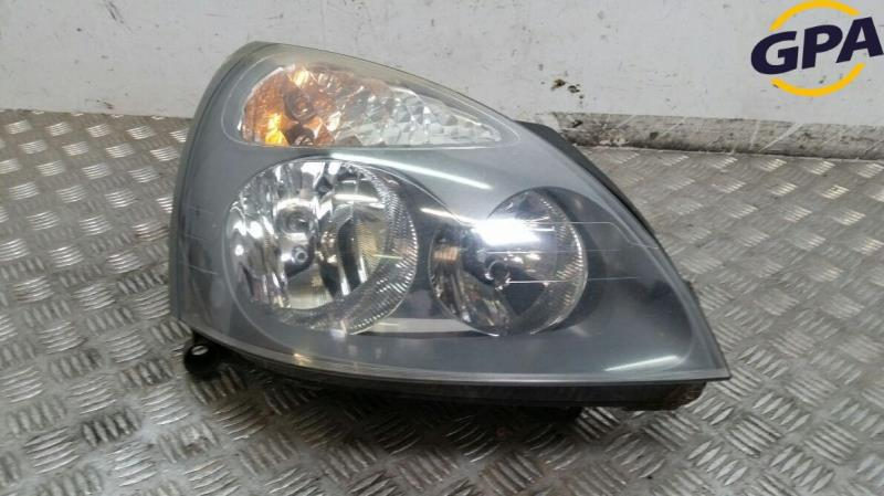 Optique avant principal droit (feux)(phare) RENAULT CLIO CAMPUS II PHASE 1 Diesel
