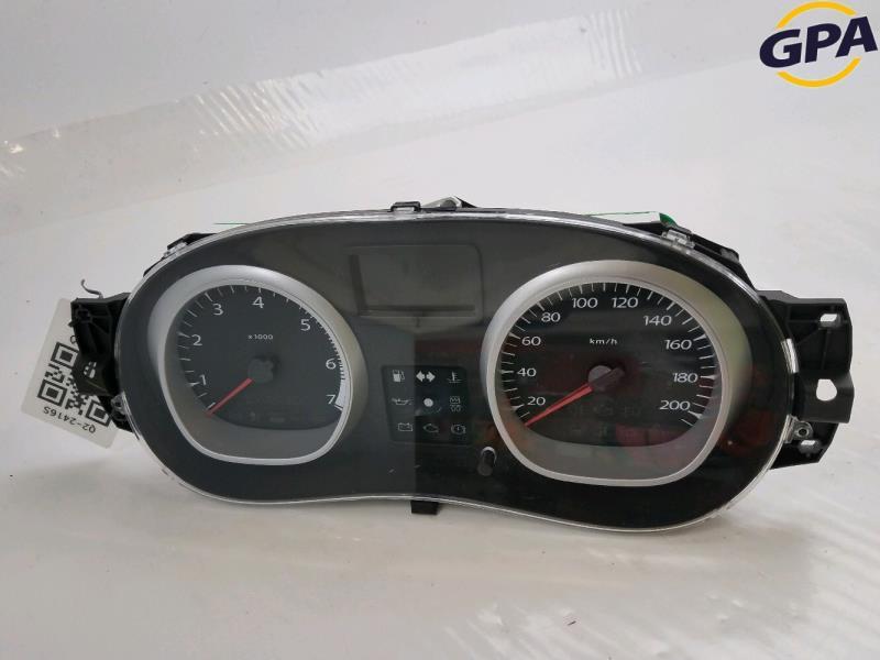 Compteur DACIA DUSTER 1 PHASE 1 Diesel