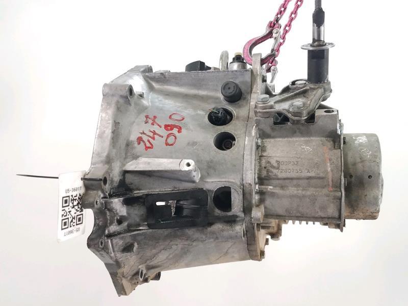 Boite de vitesses PEUGEOT PARTNER II PHASE 2 Diesel