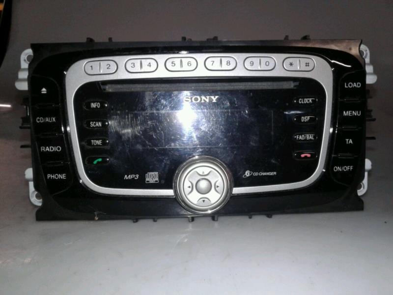 Autoradio d'origine FORD MONDEO III Diesel